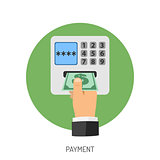 Payment Flat Icon
