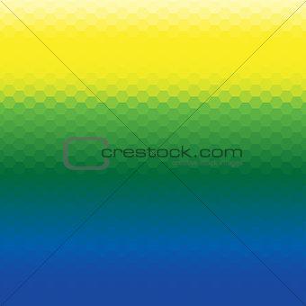 Brazil Vector Color Background