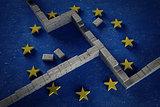 European wall