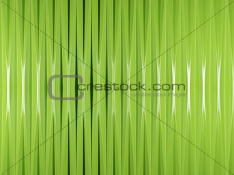 Green background with square elements.