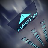 3D rendering of Ambition elevator