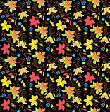russian seamless pattern.