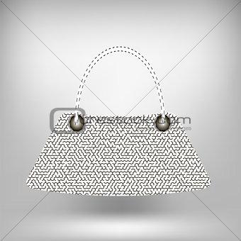 Modern New Handbag