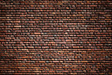 Beautiful accurate textured brick wall