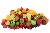 Healthy Fresh Fruit Selection