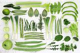 Fresh Green Super Food