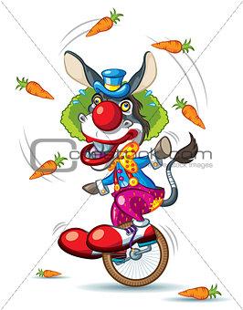 Donkey Clown