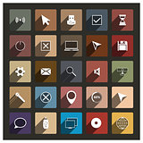 Computer Icons, vector illustration.
