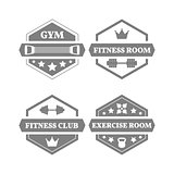 Set of sports emblems , vector illustration