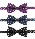 Dotted tie bows