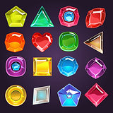 Flash Game Jewel Set