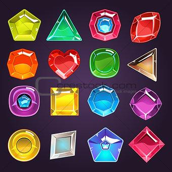 Flash Game Jewel Set