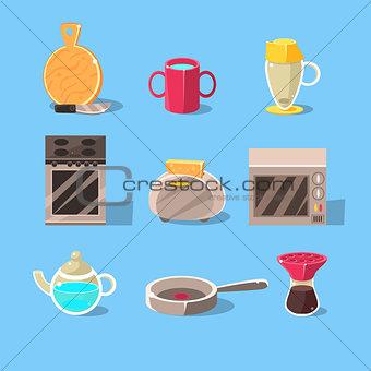Kitchen Appliences Set