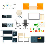 Office Furniture And Objects Collection