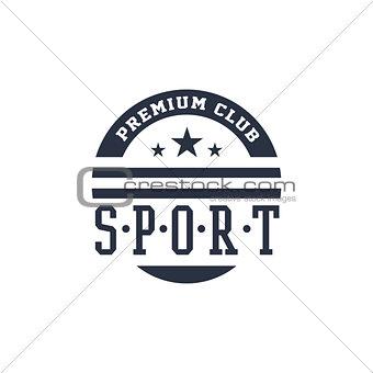 Classic Sport Label Premium Club