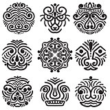 Vector Ethnic Design Elements