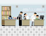 Small science laboratory