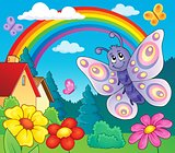 Happy butterfly topic image 6