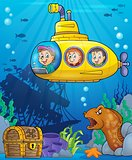 Submarine theme image 5