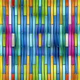colorful abstract  seamless texture 3D Rendering