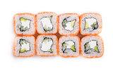 Japanese rice rolls