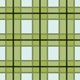 Seamless checkered pattern in green hues