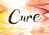 Cure Concept Watercolor Theme
