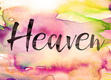 Heaven Concept Watercolor Theme