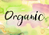 Organic Concept Watercolor Theme