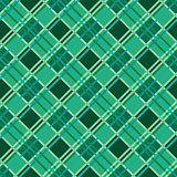 Seamless diagonal pattern in Emerald