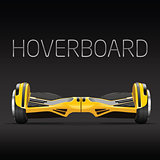 dual wheel selfbalance electric hover board