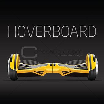 dual wheel selfbalance electric hover board