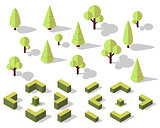 isometric trees elements