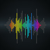 Vector sound wave.