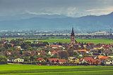 Transylvanian rural scenery