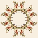 Ottoman motifs oriental design portfolio ten