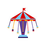 Carousel With Sits On Chains