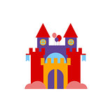 Bouncing Castle Illustration