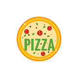 Pizza Restaurant Logo