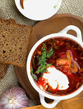 Traditional Soup Borscht