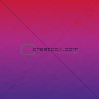 Abstract polygon background, vector illustration.