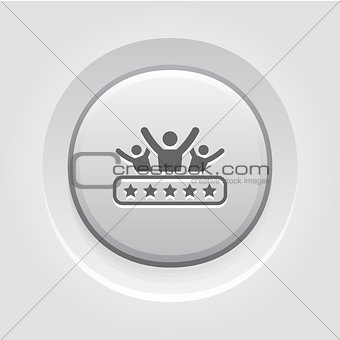 Client Satisfaction Icon