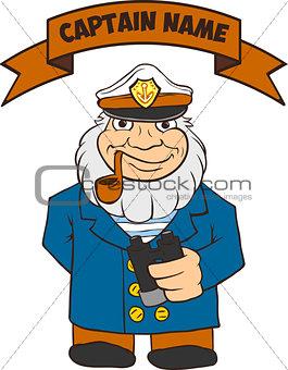 Captain Seas Template