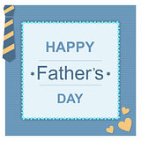 Father day greeting card