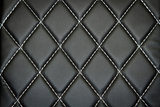 Genuine leather upholstery background for a luxury decoration in