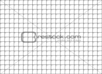 Grayscale Square Tile Background