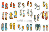 Womens summer shoes