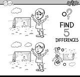 preschool activity coloring book