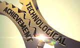 Technological Achievement on the Golden Cog Gears.