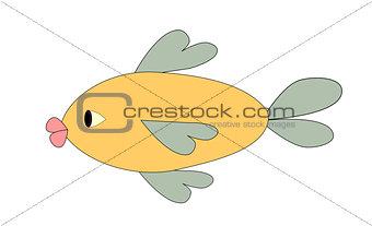 A funny Fish